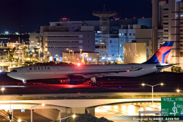 kina309さんが、羽田空港で撮影したデルタ航空 A330-941の航空フォト(飛行機 写真・画像)