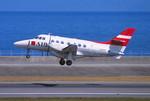 大分空港 - Oita Airport [OIT/RJFO]で撮影されたジェイ・エア - J-AIR [JLJ]の航空機写真
