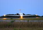 ふじいあきらさんが、広島空港で撮影した日本航空 MD-90-30の航空フォト(写真)