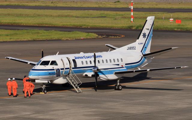 2021年09月18日に撮影された海上保安庁の航空機写真