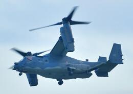 じーく。さんが、岩国空港で撮影したアメリカ空軍 CV-22Bの航空フォト(飛行機 写真・画像)