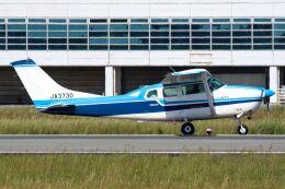 記録用さんが、松山空港で撮影した川崎航空 TU206F Turbo Stationairの航空フォト(飛行機 写真・画像)
