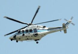 動物村猫君さんが、大分空港で撮影した海上保安庁 AW139の航空フォト(飛行機 写真・画像)