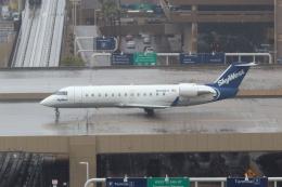 キャスバルさんが、フェニックス・スカイハーバー国際空港で撮影したスカイウエスト CL-600-2B19(CRJ-200ER)の航空フォト(飛行機 写真・画像)