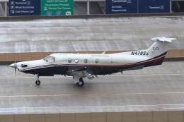 キャスバルさんが、フェニックス・スカイハーバー国際空港で撮影したブティックエア PC-12/47の航空フォト(飛行機 写真・画像)
