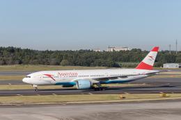 Y-Kenzoさんが、成田国際空港で撮影したオーストリア航空 777-2Q8/ERの航空フォト(飛行機 写真・画像)