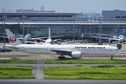 Matyaruさんが、羽田空港で撮影した日本航空 777-346/ERの航空フォト(飛行機 写真・画像)