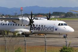 NH642さんが、鹿児島空港で撮影した北海道エアシステム ATR 42-600の航空フォト(飛行機 写真・画像)