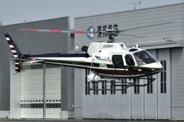 sepia2016さんが、栃木ヘリポートで撮影したエクセル航空 AS350B2 Ecureuilの航空フォト(飛行機 写真・画像)