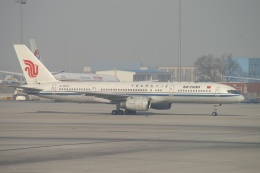 磐城さんが、北京首都国際空港で撮影した中国国際航空 757-2Z0の航空フォト(飛行機 写真・画像)