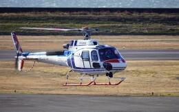 F.YUKIHIDEさんが、岡南飛行場で撮影した中日本航空 AS350B3 Ecureuilの航空フォト(飛行機 写真・画像)