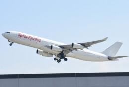 M.Tさんが、関西国際空港で撮影したハイ・フライ・マルタ A340-313Xの航空フォト(飛行機 写真・画像)