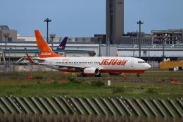 Love NRTさんが、成田国際空港で撮影したチェジュ航空 737-8LCの航空フォト(飛行機 写真・画像)