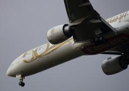 タミーさんが、成田国際空港で撮影したエミレーツ航空 777-31H/ERの航空フォト(飛行機 写真・画像)