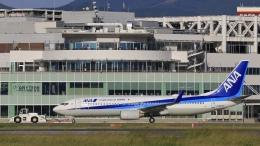aki241012さんが、福岡空港で撮影した全日空 737-881の航空フォト(飛行機 写真・画像)