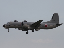 FT51ANさんが、入間飛行場で撮影した航空自衛隊 YS-11A-402EBの航空フォト(飛行機 写真・画像)