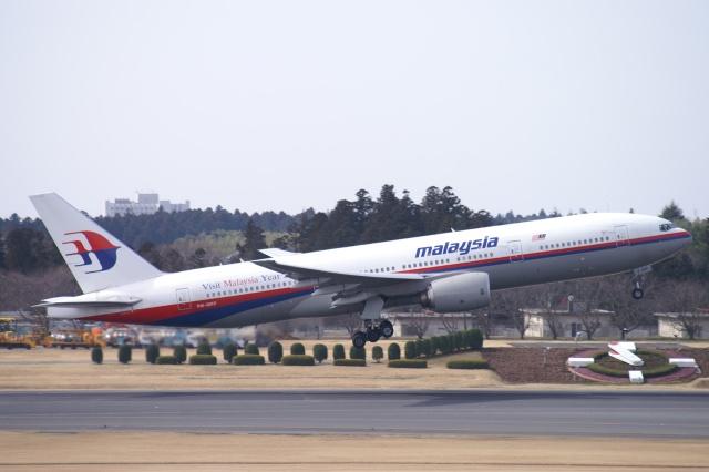 2007年02月25日に撮影されたマレーシア航空の航空機写真