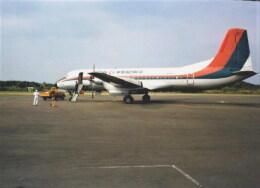 kumagorouさんが、種子島空港で撮影した東亜国内航空 YS-11-109の航空フォト(飛行機 写真・画像)
