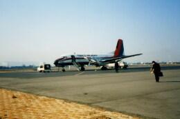 kumagorouさんが、徳島空港で撮影した東亜国内航空 YS-11A-500の航空フォト(飛行機 写真・画像)