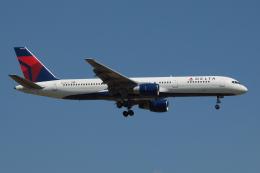 Deepさんが、成田国際空港で撮影したデルタ航空 757-251の航空フォト(飛行機 写真・画像)