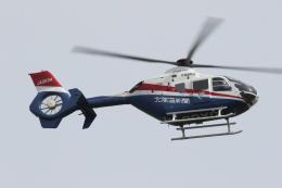 ゴンタさんが、札幌飛行場で撮影した北海道航空 EC135T2の航空フォト(飛行機 写真・画像)