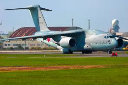 ansett747さんが、福岡空港で撮影した航空自衛隊 C-2の航空フォト(飛行機 写真・画像)