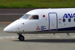 blowgunさんが、中部国際空港で撮影したANAウイングス DHC-8-402Q Dash 8の航空フォト(飛行機 写真・画像)