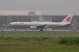 Deepさんが、成田国際空港で撮影した中国国際航空 757-2Z0の航空フォト(飛行機 写真・画像)