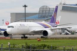 panchiさんが、成田国際空港で撮影したタイ国際航空 A350-941の航空フォト(飛行機 写真・画像)