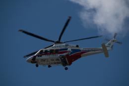 航空フォト:JA89HA 三井物産エアロスペース AW139