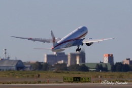 Tobby Suzukiさんが、千歳基地で撮影した航空自衛隊 777-3SB/ERの航空フォト(飛行機 写真・画像)