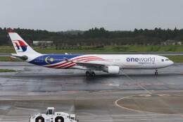 青春の1ページさんが、成田国際空港で撮影したマレーシア航空 A330-323Xの航空フォト(飛行機 写真・画像)