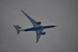 tamtam3839さんが、中部国際空港で撮影したデルタ航空 A350-941の航空フォト(飛行機 写真・画像)
