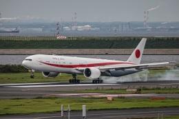 new_2106さんが、羽田空港で撮影した航空自衛隊 777-3SB/ERの航空フォト(飛行機 写真・画像)