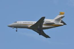 Deepさんが、成田国際空港で撮影したアメリカ企業所有 Falcon 900EXの航空フォト(飛行機 写真・画像)