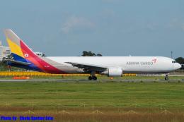 Chofu Spotter Ariaさんが、成田国際空港で撮影したアシアナ航空 767-38EF/ERの航空フォト(飛行機 写真・画像)