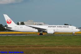 Chofu Spotter Ariaさんが、成田国際空港で撮影した日本航空 787-9の航空フォト(飛行機 写真・画像)