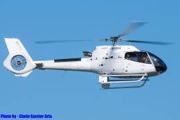 Chofu Spotter Ariaさんが、東京ヘリポートで撮影したオートパンサー EC130T2 (H130)の航空フォト(飛行機 写真・画像)