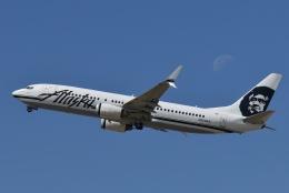 TA27さんが、シアトル タコマ国際空港で撮影したアラスカ航空 737-890の航空フォト(飛行機 写真・画像)