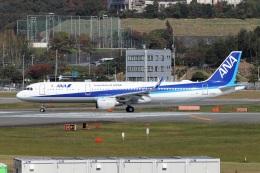 kan787allさんが、福岡空港で撮影した全日空 A321-211の航空フォト(飛行機 写真・画像)