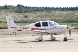 西風さんが、大館能代空港で撮影した日本個人所有 SR20 Sの航空フォト(飛行機 写真・画像)