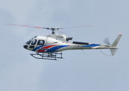 じーく。さんが、小松空港で撮影した日本法人所有 AS350B3 Ecureuilの航空フォト(飛行機 写真・画像)
