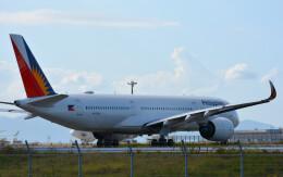 taiki17さんが、関西国際空港で撮影したフィリピン航空 A350-941の航空フォト(飛行機 写真・画像)