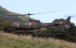 asuto_fさんが、日出生台演習場で撮影した陸上自衛隊 UH-1Jの航空フォト(飛行機 写真・画像)