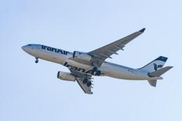 gomaさんが、フランクフルト国際空港で撮影したイラン航空 A330-243の航空フォト(飛行機 写真・画像)
