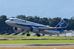 WAiRさんが、長崎空港で撮影した全日空 A320-271Nの航空フォト(飛行機 写真・画像)