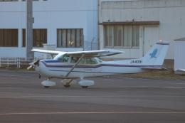 MIRAGE E.Rさんが、出雲空港で撮影した日本個人所有 172P Skyhawkの航空フォト(飛行機 写真・画像)