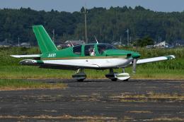 sepia2016さんが、龍ケ崎飛行場で撮影した日本個人所有 TB-200 Tobago XLの航空フォト(飛行機 写真・画像)