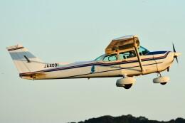 デデゴンさんが、出雲空港で撮影した日本個人所有 172P Skyhawkの航空フォト(飛行機 写真・画像)