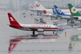 senyoさんが、関西国際空港で撮影した上海航空 737-7ADの航空フォト(飛行機 写真・画像)